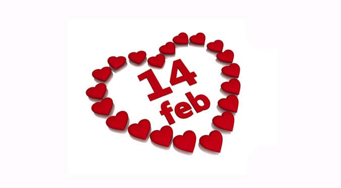 why valentine's day is celebrated on february 14? | pravin hanchinal, Ideas